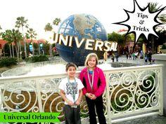 Universal Orlando Tips and Tricks from Mama Luvs Books!