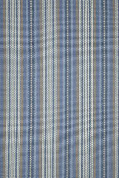 """Dash and Albert Rugs- """"Evan Blue"""" - Woven Wool Rug- Available @ Maryland Paint & Decorating"""