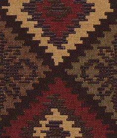 Robert Allen Fort Apache Mink Fabric   onlinefabricstore.net