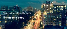 Hotel software's like channel manager, booking engine, hotel reservation system etc.