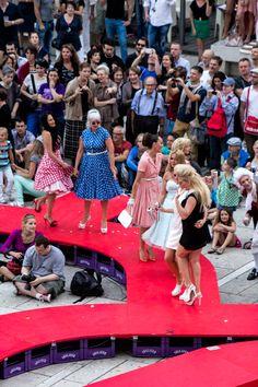 #MQ Summer of Fashion: Modeschau: The History of Fashion (c) Bernhard Nessler