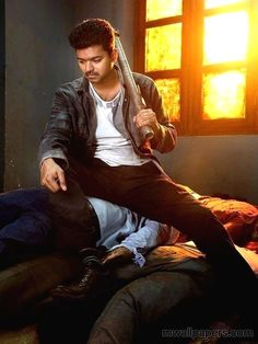 Kaththi movie latest HD stills. Vijay and samantha starring kaththi movie latest image gallery. Actor Picture, Picture Movie, Actor Photo, South Actress, South Indian Actress, Actor Quotes, South Hero, Most Handsome Actors, Vijay Actor