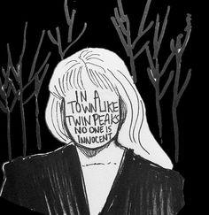 Laura Palmer  by DamnFineCoffee