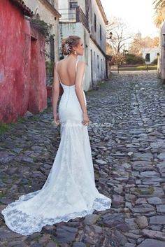 Vestidos exclusivos de novia gaby busquet