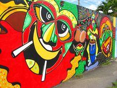 Wall art - Vejigante