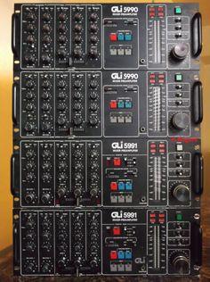 From top; GLI 5990 (2) GLI 5991 (2) ROTARY MIXER, DJ MIXER