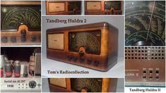 Tandberg Huldra 2