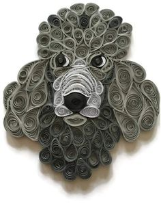 Billedresultat for quilling dogs