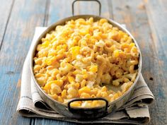 Roasted Vegetable Mac and Cheese  https://www.prevention.com/food/healthy-recipes/25-diabetes-friendly-comfort-foods/slide/26