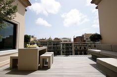 Luxury Apartment in Barcelona: Art Deco DIagonal Penthouse