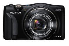Fujifilm FinePix F800EXR, una compacta que también se anima a compartir fotos con otros dispositivos http://www.xataka.com/p/94240