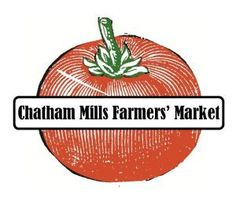 Chatham Mills Farmers Market, Pittsboro NC near Rosemary House Bed and Breakfast http://www.rosemary-bb.com