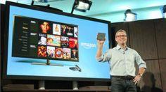 Η Amazon ποντάρει στην τηλεόραση με το Fire TV