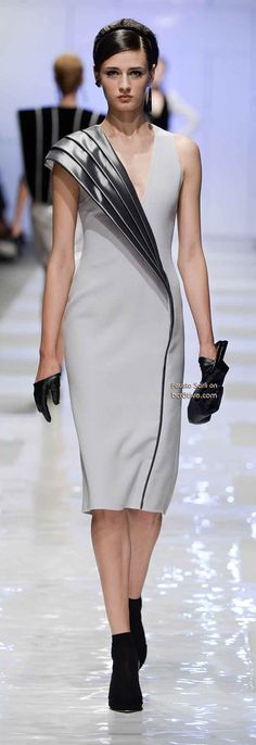 Fausto Sarli Fall Winter 2013-14 Haute Couture