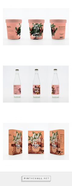Locals Only Grocery Brand by Ashley Visvanathan. Source: Behance. Pin curated by #SFields99 #packaging #design #inspiration #branding #grocery