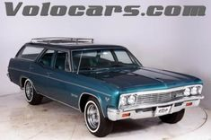1966 Chevrolet Impala for sale - Hemmings Motor News General Motors, 66 Impala, Volkswagen, Toyota, Impala For Sale, Automobile, Car Station, Ford, Classic Chevrolet