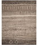 RugStudio presents Safavieh Tunisia TUN1711-KHV Brown Machine Woven, Better Quality Area Rug