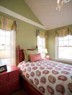 Artistic Pink Beds Furniture Decoration Sets in Green Teenage Girls Small Bedroom Decorating Design Ideas