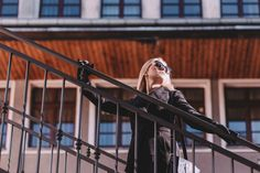 https://flic.kr/p/NfKiSE | Street style shoot on stairs | Get more free photos on freestocks.org