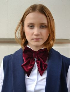 women's fahion, beatiufull, bow tie, burgund, fashion, women's bow tie