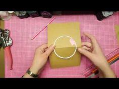 FacebookLIVE - Workshop draaikaart met krimpie dinkie - YouTube