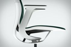 Simplicity is a core tenet of great design. The Steelcase SILQ Office Chair embodies this ideal by removing every adjustment except height. In its place,. Work Chair, Mesh Office Chair, Childrens Rocking Chairs, Hanging Chair From Ceiling, Wooden Dining Room Chairs, Patterned Armchair, Adirondack Chairs For Sale, Office Seating, Ergonomic Chair