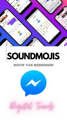 Dagelijks worden er maar liefst 2,4 miljard emoji's verzonden via Messenger. Nu komt Facebook met 'Soundmojis'; korte audio clips die gebruikers kunnen inzetten bij het versturen van een bericht via Messenger. Waarom Soundmojis? Emoji's zijn niet meer weg te denken uit onze dagdagelijkse online communicatie. En ook voor bedrijven zijn emoij's welkome aanvullingen in hun communicatie met klanten en afnemers. Nu gaat Facebook een stap verder met Soundmojis. Lees hier meer! Social Media Company, Emoji, Facts, Marketing, The Emoji, Emoticon
