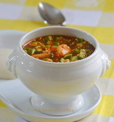 Okro Soup by Contemporary Nigerian Cuisine