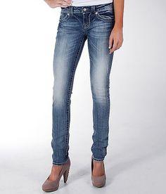 Miss Me Winged Pocket Stretch Skinny Jean $79.97