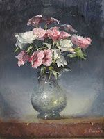 Patty's Flowers / 16 x 12 in. / $3300