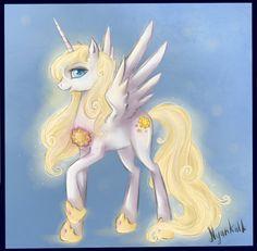 Sunstar (Princess Starla and Jewel Riders)