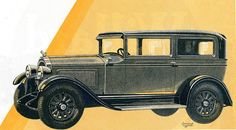 1929 Willys-Knight by dok1 on Flickr.  Via Flickr: Ad that ran in the December 1928 Country Gentleman.