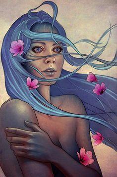 Jenny Frison - Psylocke