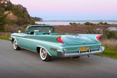 '60 Chrysler New Yorker
