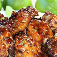 Chicken wings 4 ways via buzzfeed foodchicken wings 4 ways cajun honey lime chicken wings forumfinder Choice Image