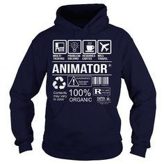 Awesome Tee For Animator T Shirts, Hoodies Sweatshirts. Check price ==► https://www.sunfrog.com/LifeStyle/Awesome-Tee-For-Animator-92634245-Navy-Blue-Hoodie.html?57074