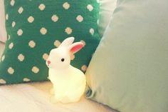 토끼 램프 Woodland Rabbit Night Light