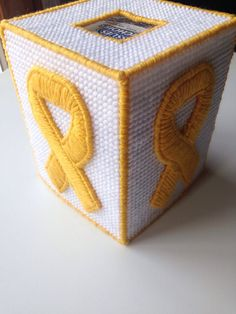 Support Our Troops Ribbon Military Tissue Box by stitchesoflight on etsy  1  Tissue Box Covers 09bb276fd782
