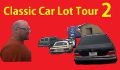 Classic Project & Fix up car ~ 100 Cars  Classics For Sale Lot Tour #2