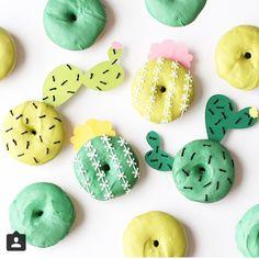 Cactus Donuts