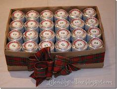 Guy gift idea--beer advent calendar