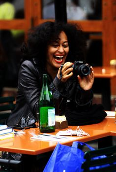 7. Tracee Ellis Ross  |  Actress  |  because she is fun, bubbly, always makes be laugh, her style is on point, and her hair and booty are amazing.