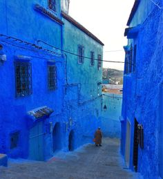 48 Hours in Chefchaouen – The Perfect Itinerary Modern Cafe, Moroccan Lighting, Beautiful Streets, Main Attraction, Breath In Breath Out, The Other Side, Day Trip, All Over The World, Morocco