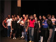Grupo Corpo Brazilian Dance Theater and Barney www.grupocorpo.com