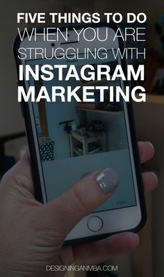 Instagram marketing tips for artists, designer, makers, and crafters: what to do when your Instagram strategy feels like a struggle