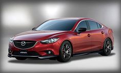 2014 Mazda6 to Star at 2013 Tokyo Auto Salon. For more, click http://www.autoguide.com/auto-news/2012/12/2014-mazda6-to-star-at-2013-tokyo-auto-salon.html