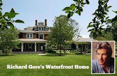 Richard Gere's Hamptons Estate For Sale | hookedonhouses.net
