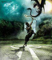 Centauro Vs Dragão por 35 Elissandro