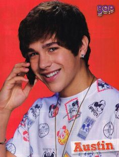 BOP and TigerBeat! Austin Mahone