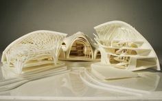 House printing: 3D printing houses